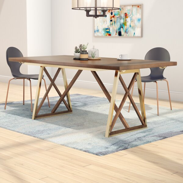 Copper Canyon Extendable Dining Table by Langley Street