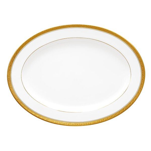 Crestwood Gold Platter by Noritake