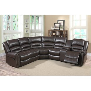 Kowalewski Reversible Reclining Sectional