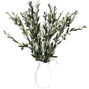 Artificial Olive Branch Home Ideas