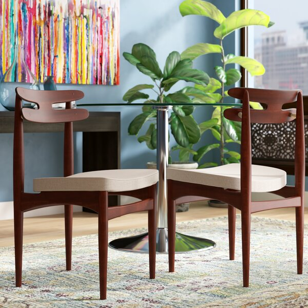 Abrielle Upholstered Dining Chair By Corrigan Studio