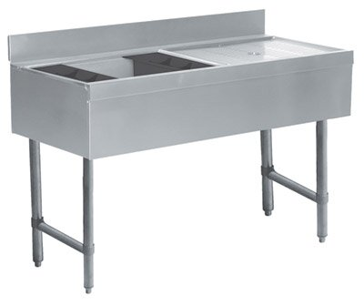 48 x 21 Free Standing Utility Sink by Advance Tabco