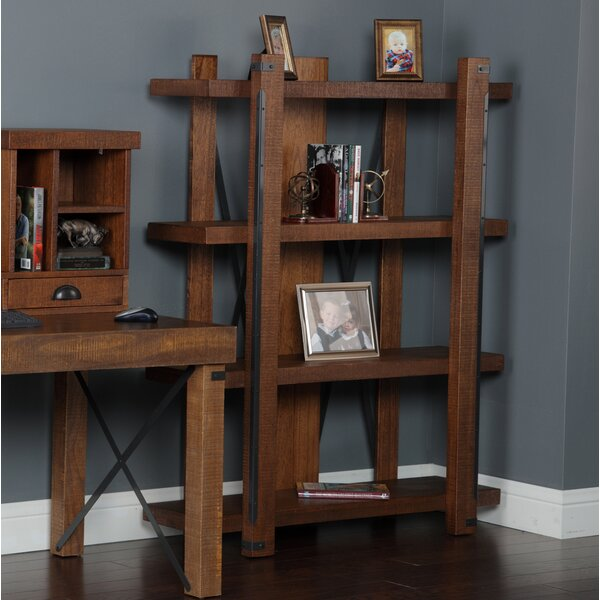 Cantilevered Etagere Bookcase by American Furniture Classics