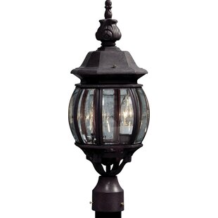 Great Price Glyndon Lantern Head By Astoria Grand