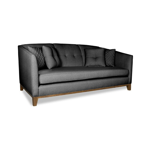 Tobey Plush Deep Sofa by Latitude Run