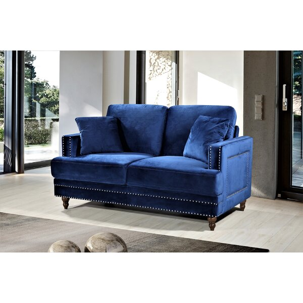 Best Of The Day Aadi Loveseat by Mercer41 by Mercer41