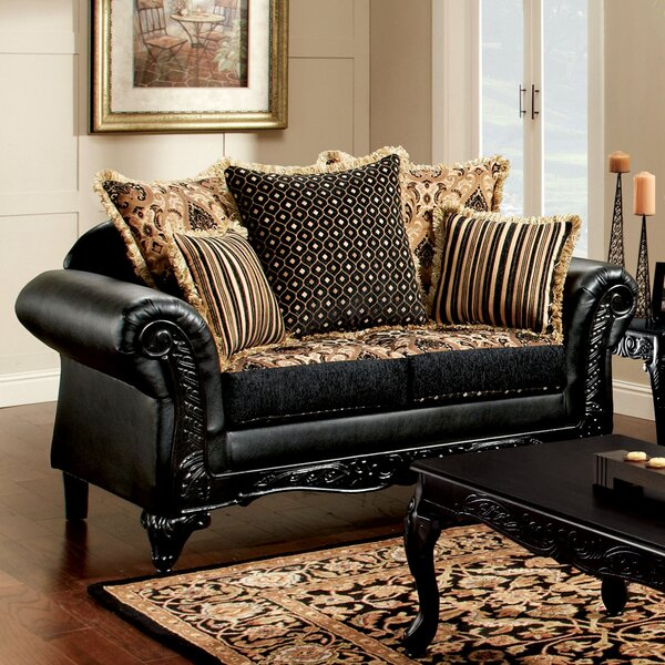 Cool Collection Doonans Loveseat by Astoria Grand by Astoria Grand