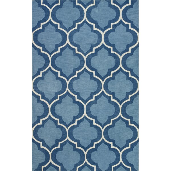 Mitchel Sea Glass Area Rug by Ivy Bronx