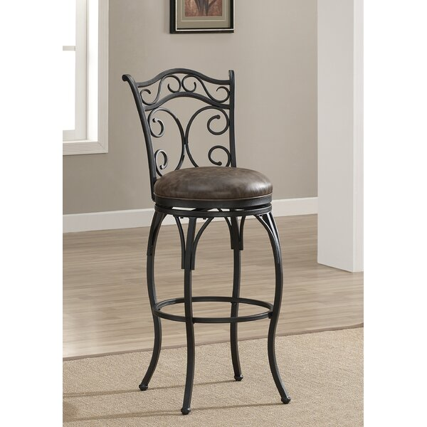 Solana 30 Swivel Bar Stool by American Heritage