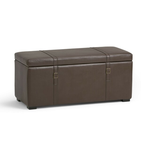Burritt 6 Piece Storage Ottoman Set by Charlton Home Charlton Home