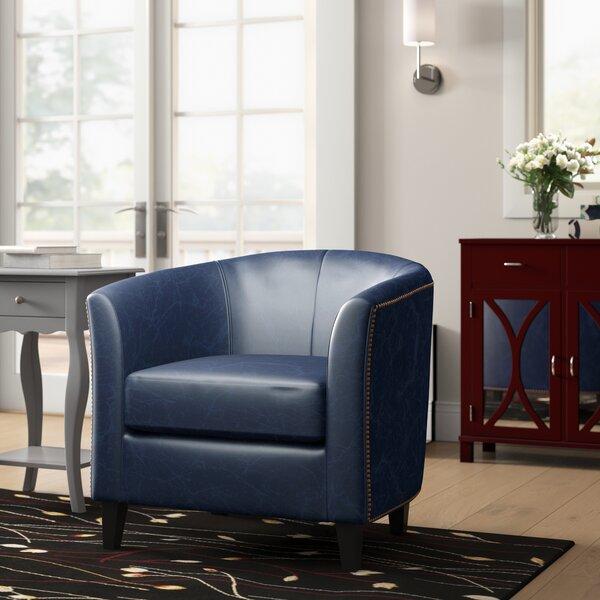 Rabideau Barrel Chair by Winston Porter