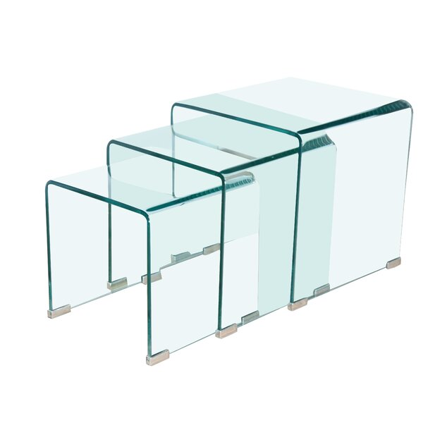 Review Koenig 3 Piece Nesting Tables