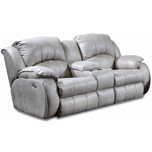 Cagney Reclining Loveseat by Southern Motion