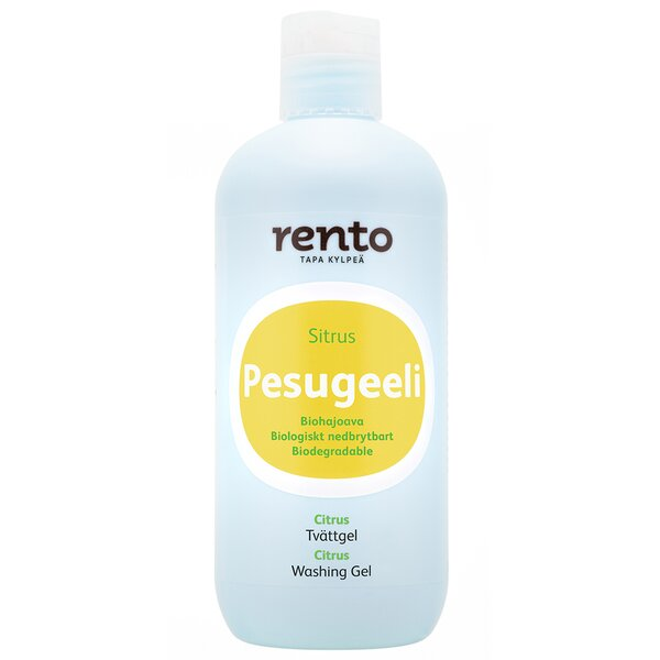 Rento Citrus Body Wash by Premium Saunas