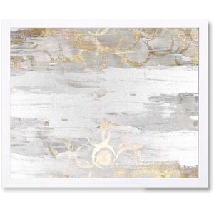 'Elegance' Oil Painting Print by Willa Arlo Interiors