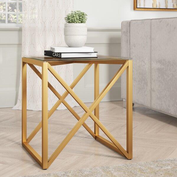 Iliomar End Table by Mercer41 Mercer41