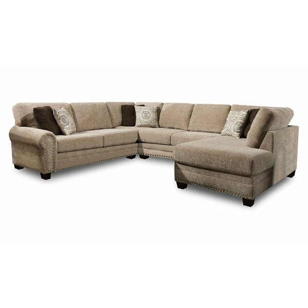 Michal Symmetrical Sectional By Darby Home Co