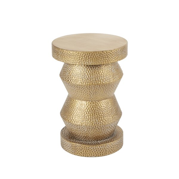 Catlett End Table by World Menagerie