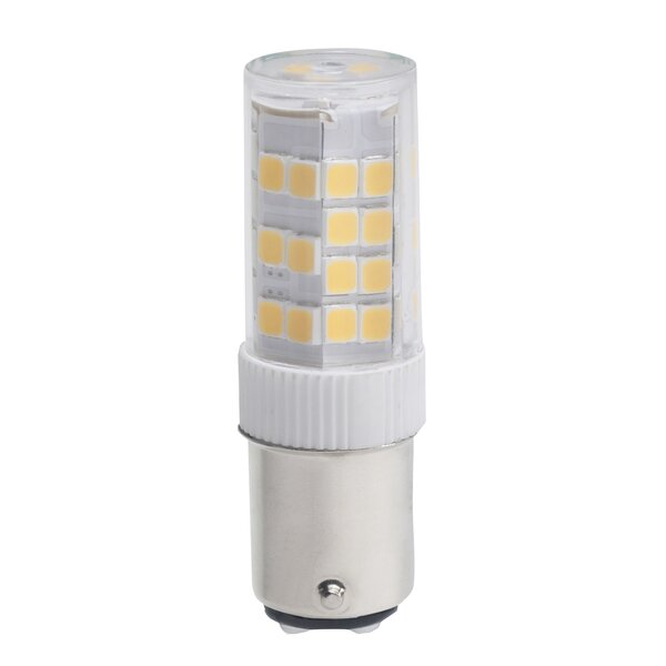 5W BA15d Dimmable LED Light Bulb (Set of 2) by Bulbrite Industries