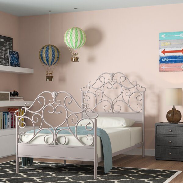 Dubreuil Panel Bed by Harriet Bee