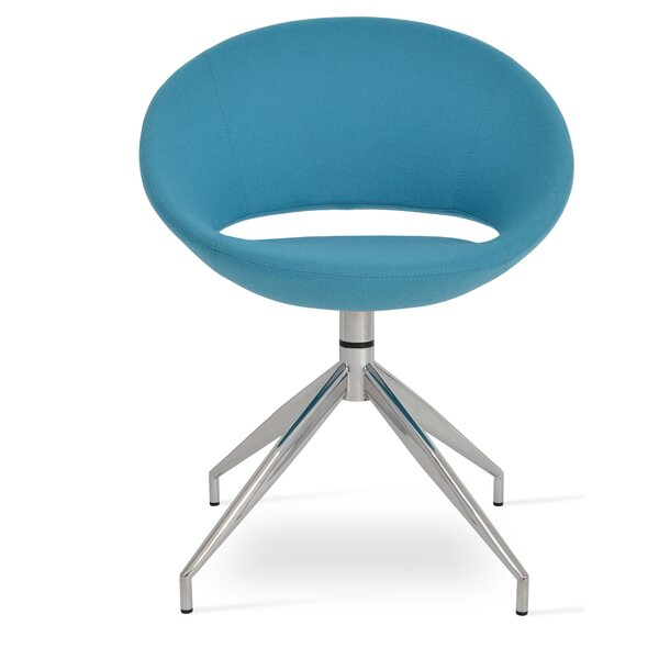 Crescent Papasan Chair by sohoConcept