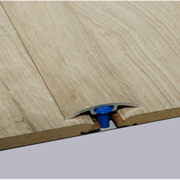0.25 x 1.5 x 35.5 Oak T-Molding in Diamond by ELESGO Floor USA