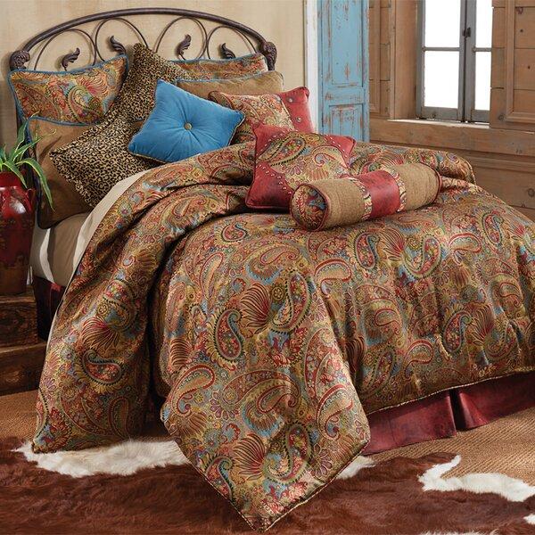Idris Traditional Comforter Set