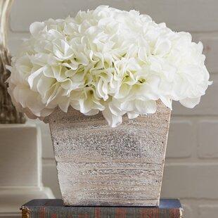 White flower arrangements youll love wayfair save mightylinksfo
