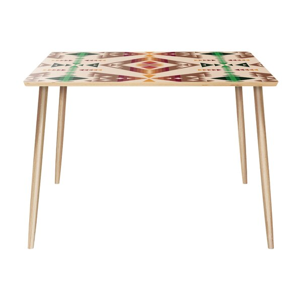 Van Horne Dining Table by Bungalow Rose