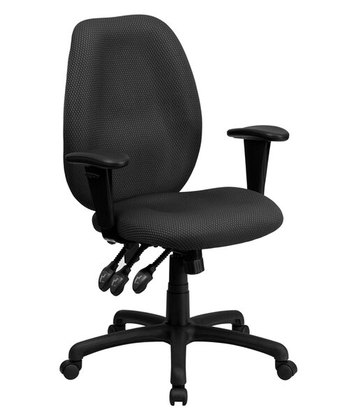 High-Back Desk Chair by Offex