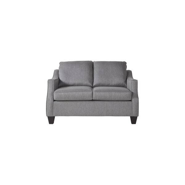 Serta Upholstery Zakary Loveseat By Alcott Hill Design