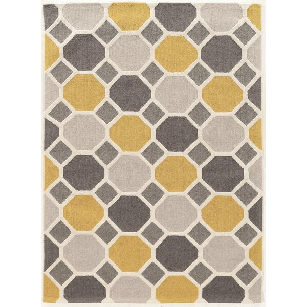 Cozine Hand-Tufted Area Rug by Wrought Studio