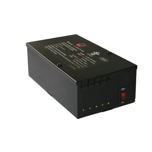 Class II 300W 12V Electronic Transformer by WAC Lighting