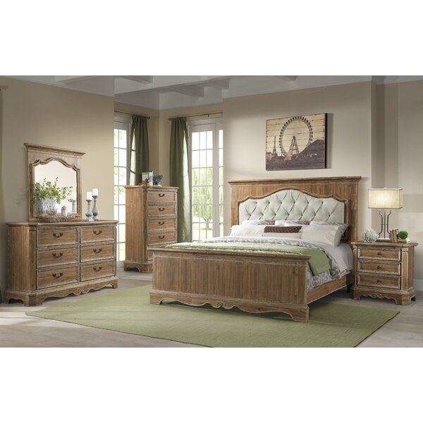 Elena Standard Configurable Bedroom Set by Ophelia & Co.