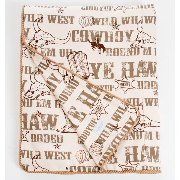 Dunecrest Cowboy Cotton Duvet Cover