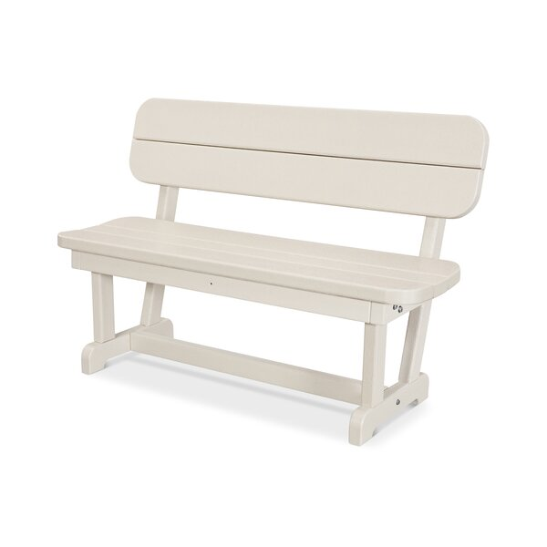 Park Plastic Park Bench by POLYWOOD®