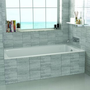 Great choice Alcove 32 x 66 Bathtub By Fine Fixtures