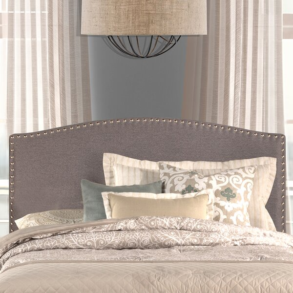 Harleigh Upholstered Panel Headboard by Darby Home Co