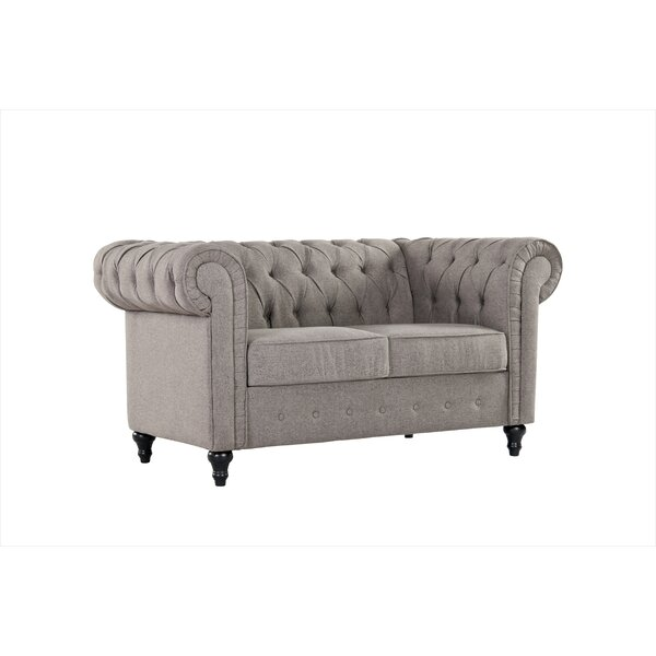 Teressa Loveseat by Darby Home Co