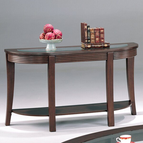 Blue Lake Console Table by Wildon Home ®