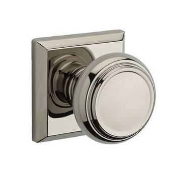 Traditional Single Dummy Door Knob with Traditiona
