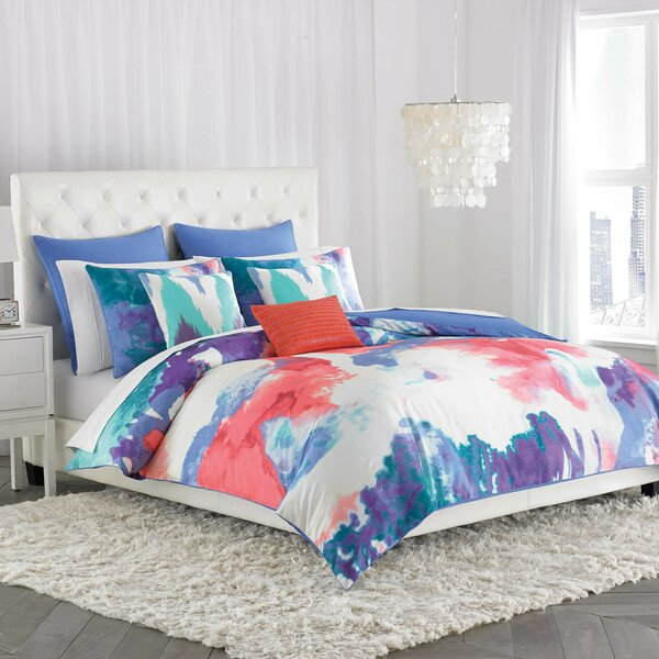Sandra Comforter Set by Amy Sia