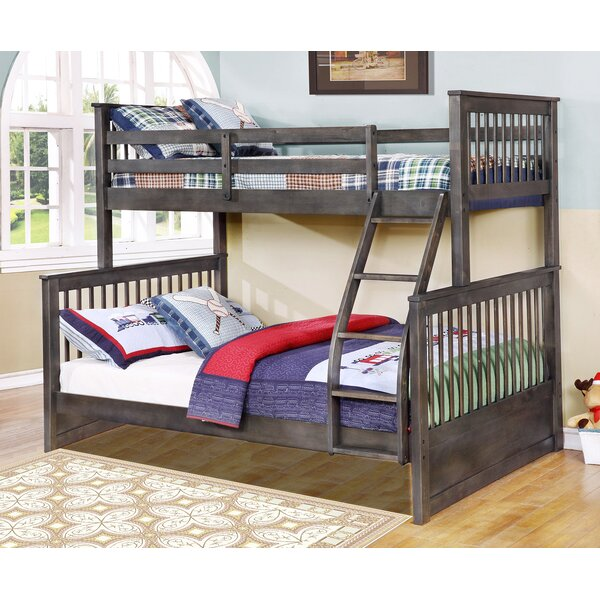 Paloma Mission Twin Over Full Bunk Bed by Wildon Home®