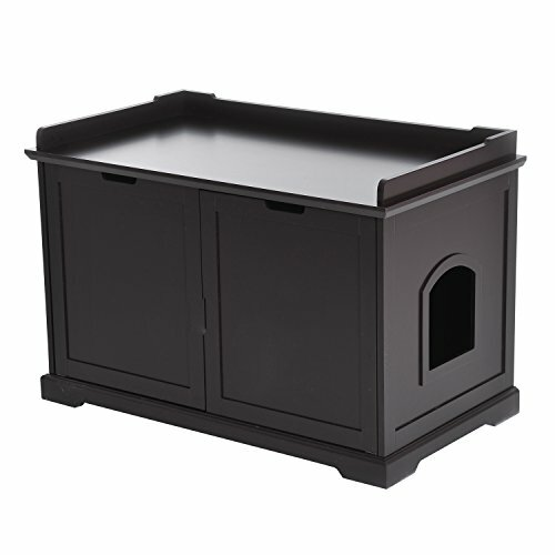 Elmira Cat Storage Litter Box Enclosure by Tucker Murphy Pet