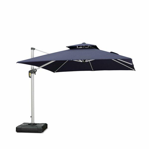 Diamondville 10' Square Cantilever Sunbrella Umbrella By Red Barrel Studio by Red Barrel Studio Discount