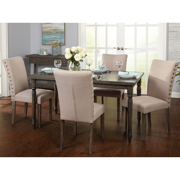 Damon Parsons 5 Piece Dining Set by Ophelia & Co.