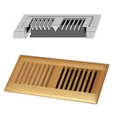 Maple Surface Mount Vent Cover by Moldings Online