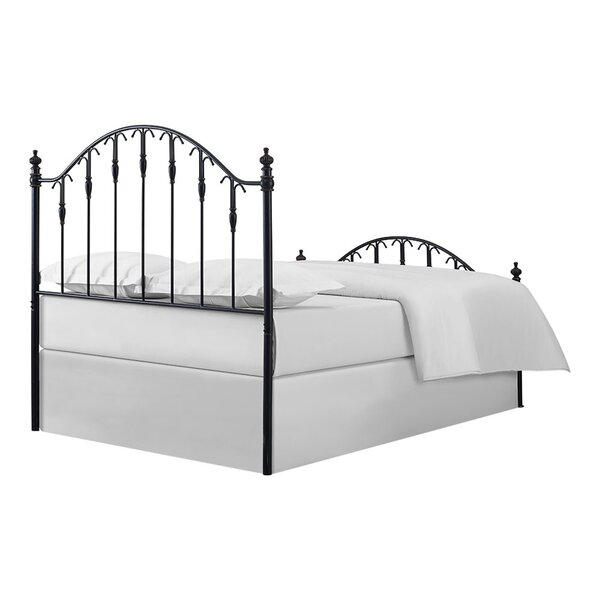 Gerard Slat Headboard and Footboard by August Grove August Grove