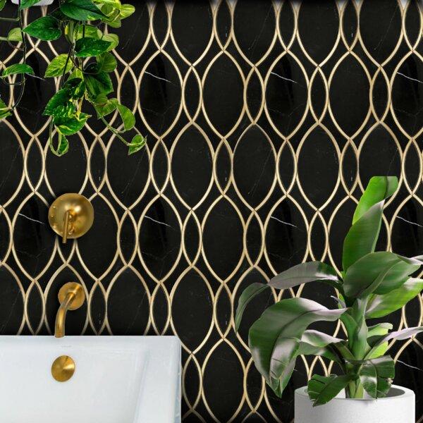 Chain 4 x 8 Mosaic Tile