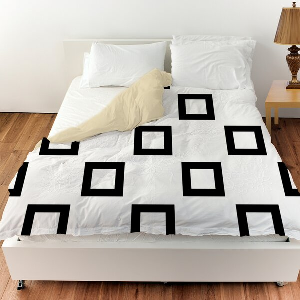 Band Duvet Cover by Manual Woodworkers & Weavers
